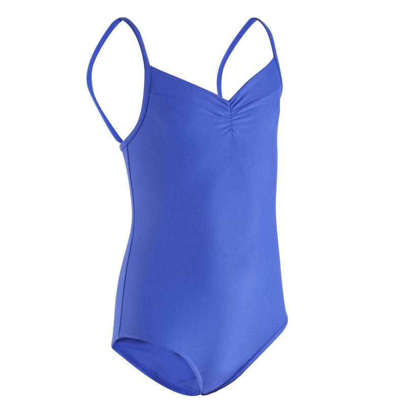 Copelia girls' ballet leotard - royal blue.