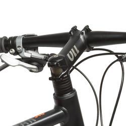 Racefiets Triban 540 FB zwart/grijs/oranje - 28249