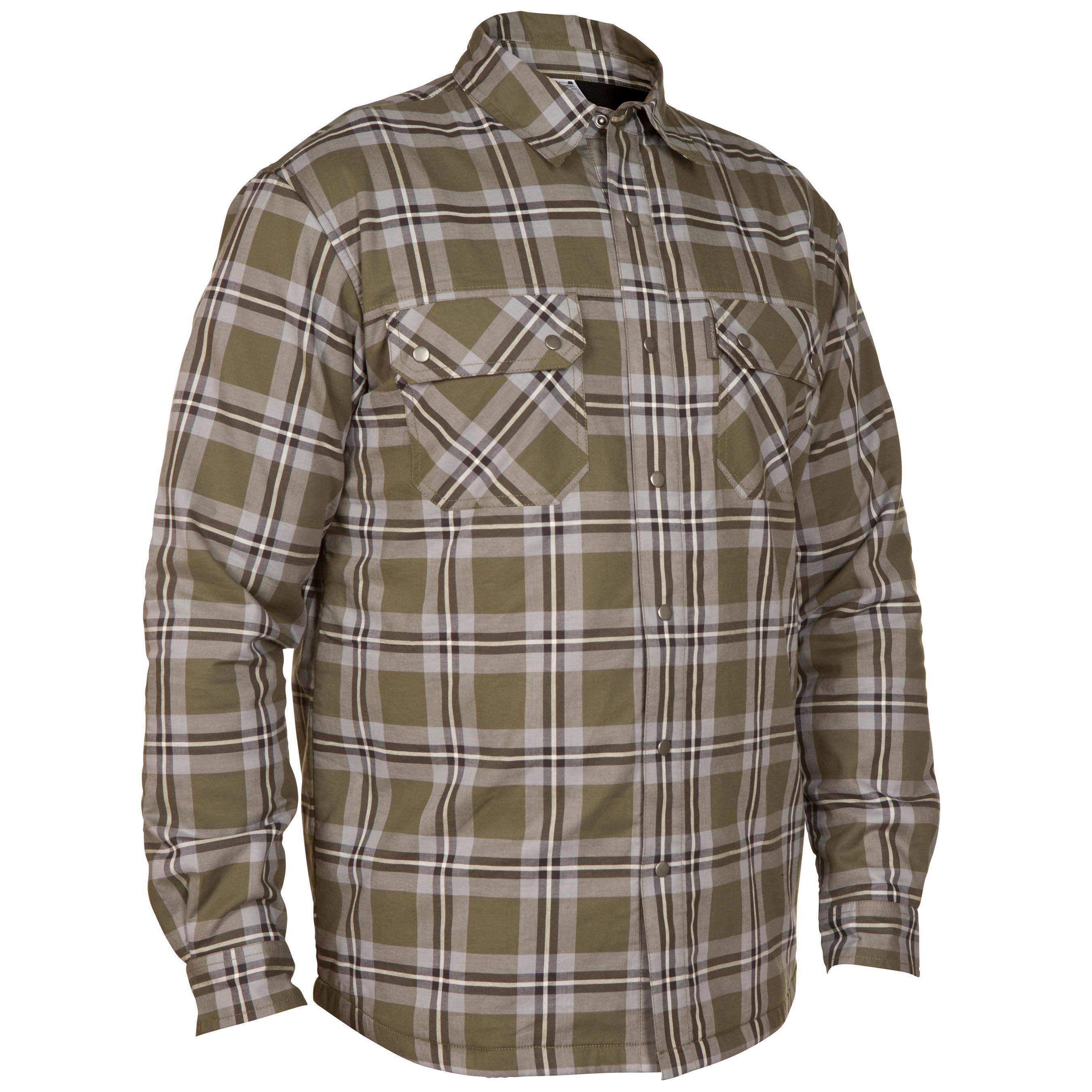 Solognac Overhemd 300 voor de jacht
