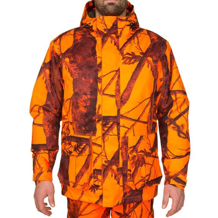 Jagersjas 300 fluo camouflage
