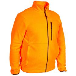 Jagd-Fleecejacke 300 orange