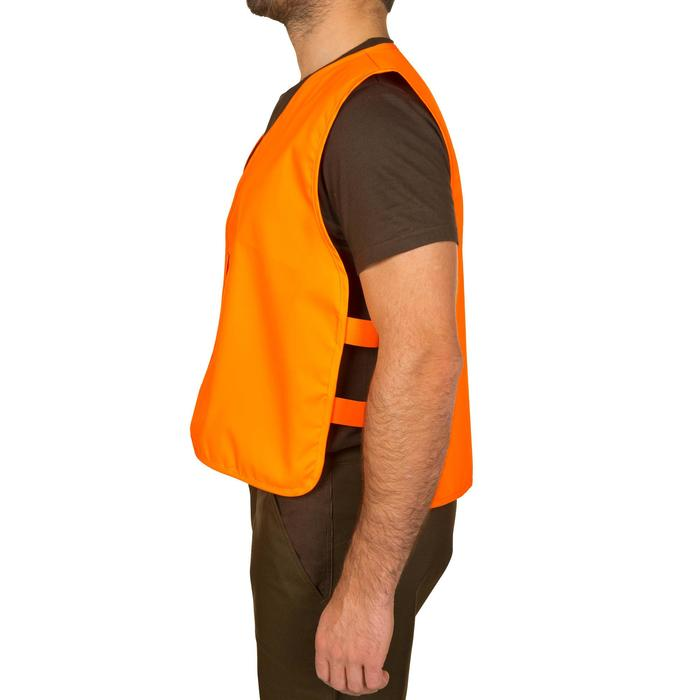 Chasuble chasse 100 fluo
