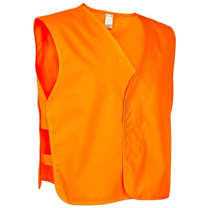 Chasuble chasse 100 fluo - 282650