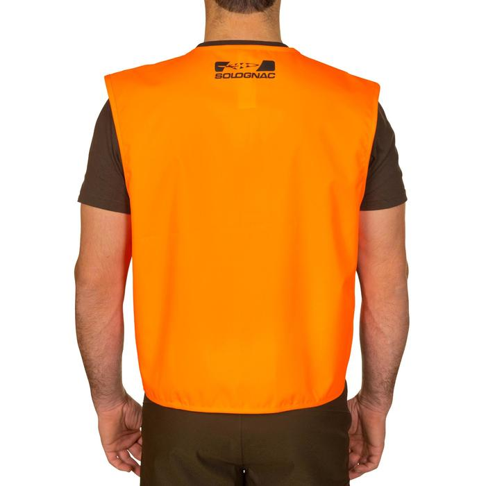 Chasuble chasse 100 fluo - 282651