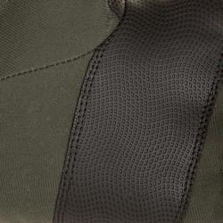 Handschoenen zonder vingers Taiga 500 softshell groen - 282652