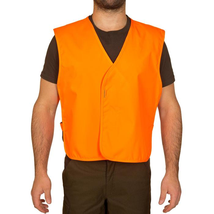 Chasuble chasse 100 fluo - 282653