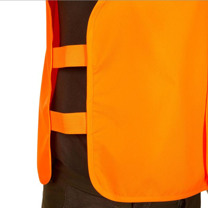 Chasuble chasse 100 fluo - 282666