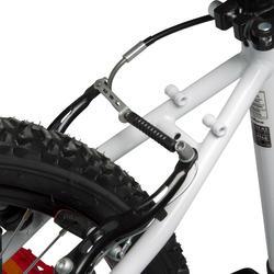 MTB 24 inch Rockrider 300 wit - 28279