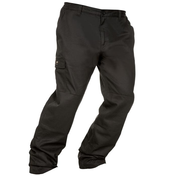 Hose warm 100 schwarz