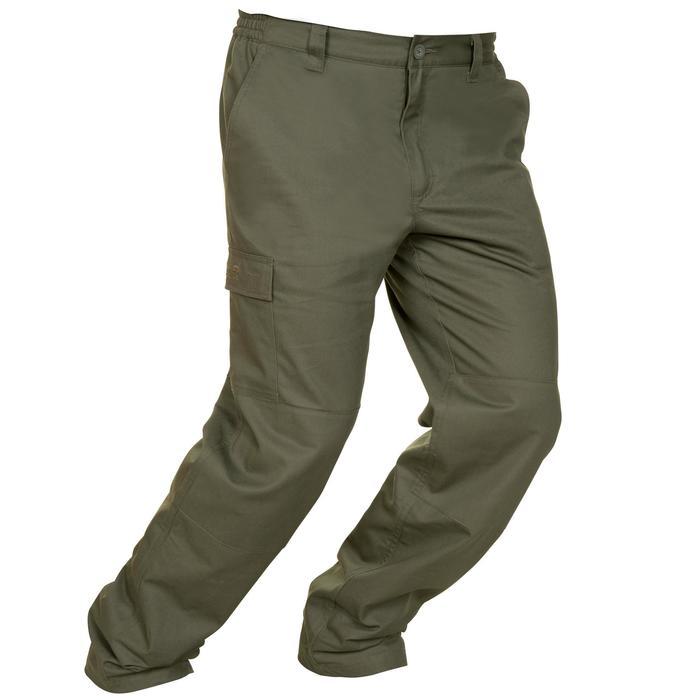 Pantalon chasse 100 - 282866