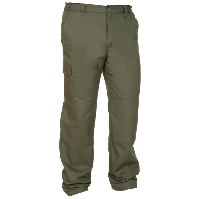 Erkek Pantolon - Yeşil - 100