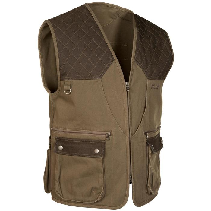 Gilet chasse STEPPE 500 - 282880