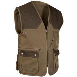 Gilet chasse résistant et multi poches STEPPE 500