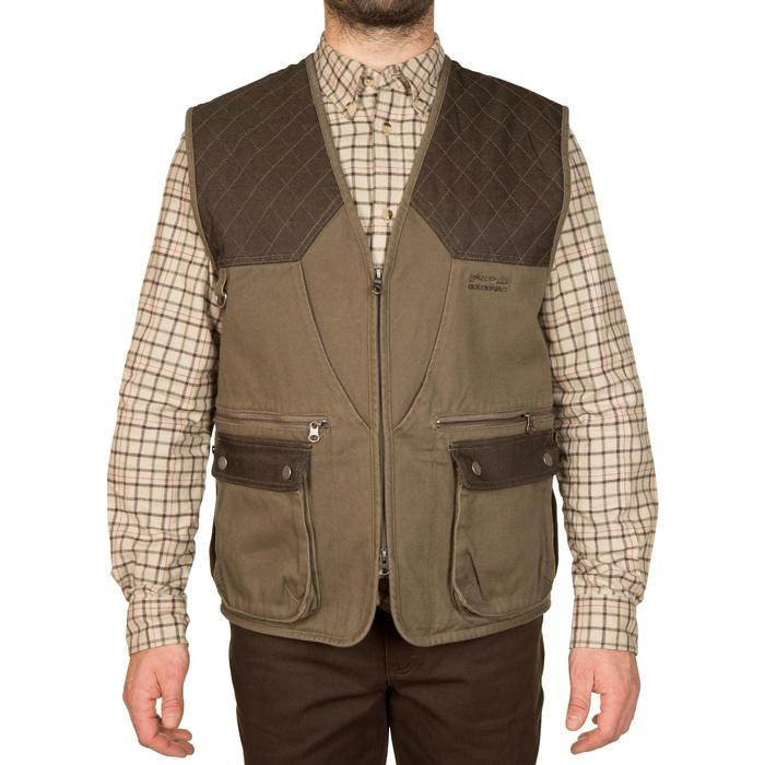 Gilet chasse STEPPE 500 - 282881