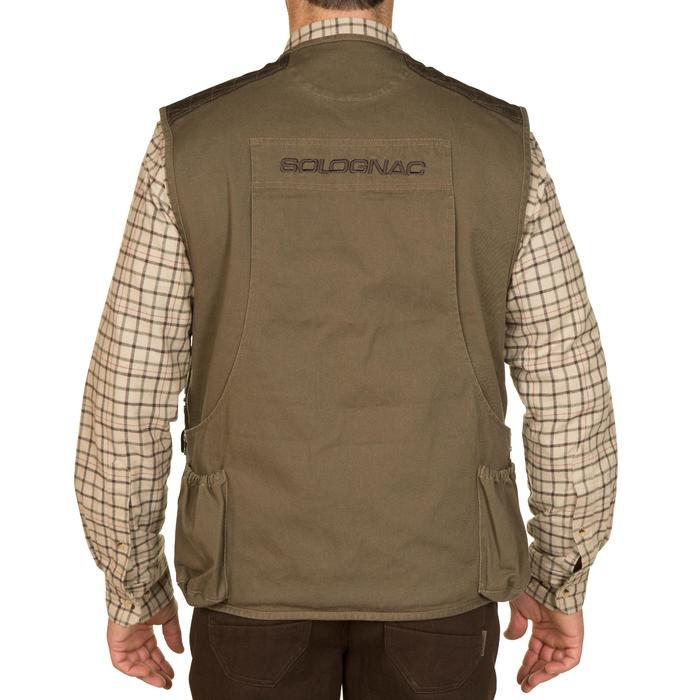 Gilet chasse STEPPE 500 - 282883