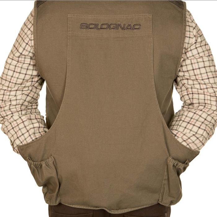 Gilet chasse STEPPE 500 - 282884