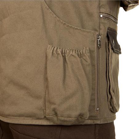 """Izturīga daudzkabatu medību veste """"Steppe 500"""""""