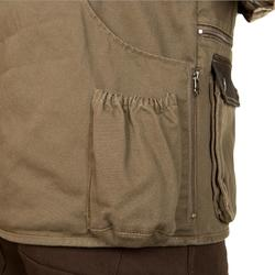 Gilet chasse STEPPE 500