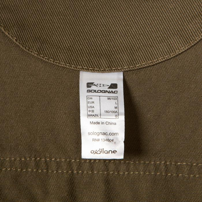 Gilet chasse STEPPE 500 - 282897