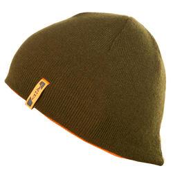 300 REVERSIBLE HUNTING HAT - ORANGE GREEN