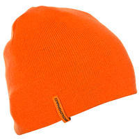 300 Reversible Beanie Hat - Orange/Green