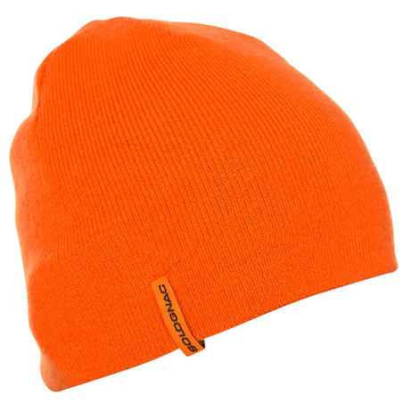 300 REVERSIBLE HUNTING HAT - ORANGE GREEN