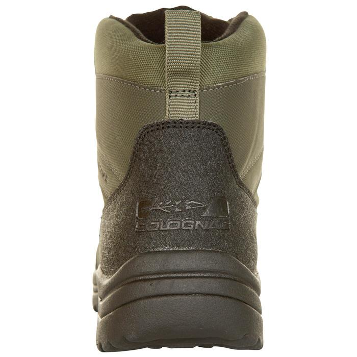 Chaussure chasse land 100 imperméable vert - 283064