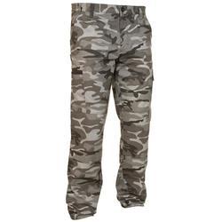 狩獵長褲 Steppe 300-森林黑