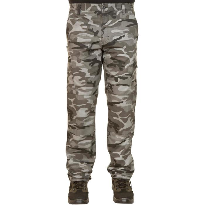 Jagersbroek Steppe 300 woodland zwart