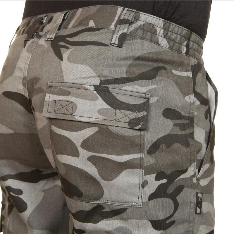 Men Trousers Pants SG-300 Woodland Black