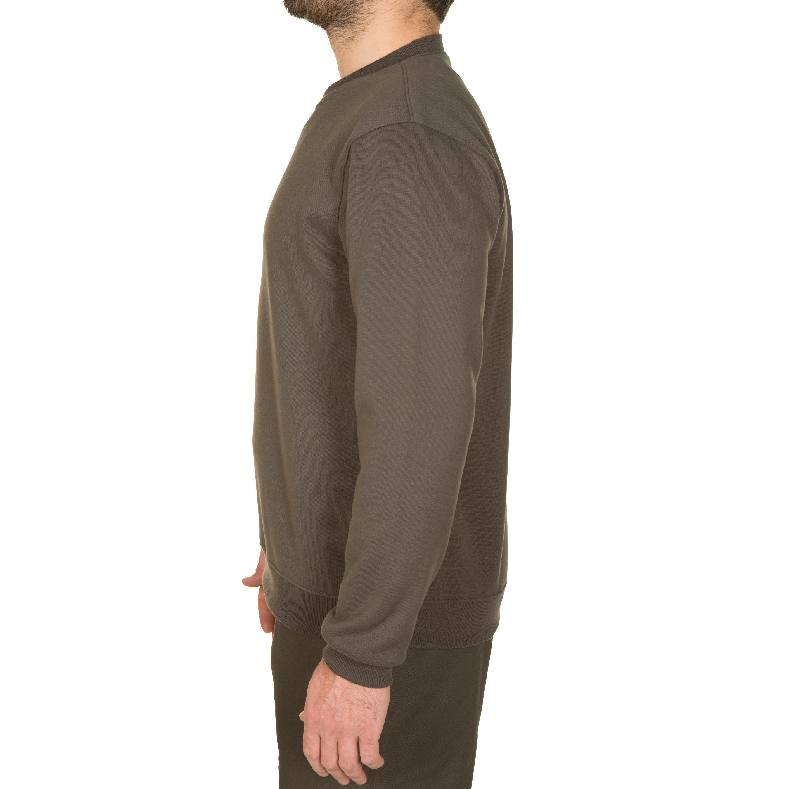 Mens Pullover SG-100 Green