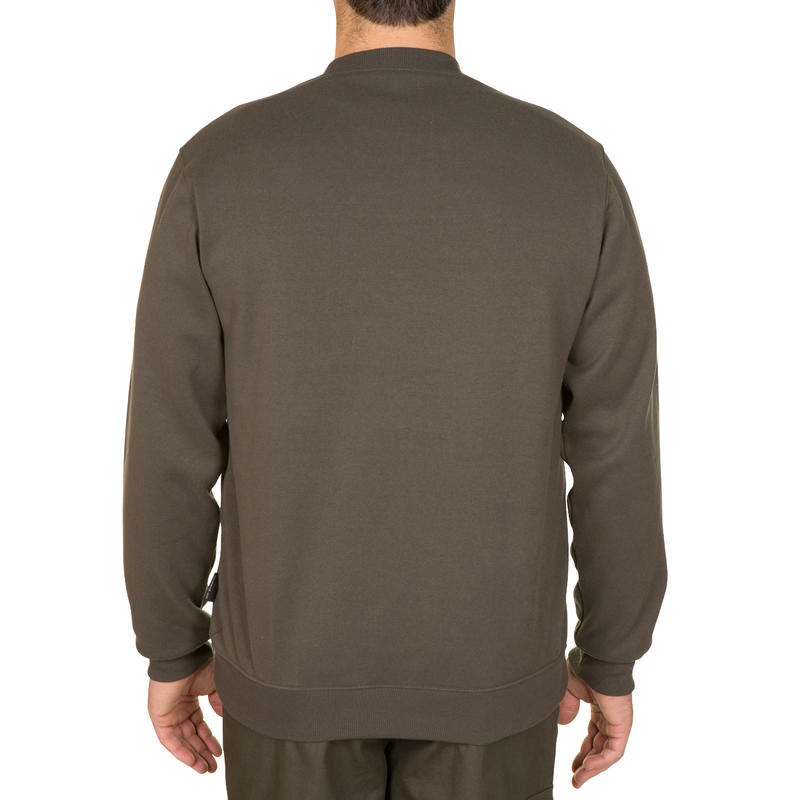 100 Hunting Pullover - green