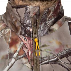 Geluidloze gewatteerde camouflagejas voor de jacht 500 bos