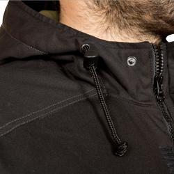 狩獵防寒外套Taïga 100-黑色