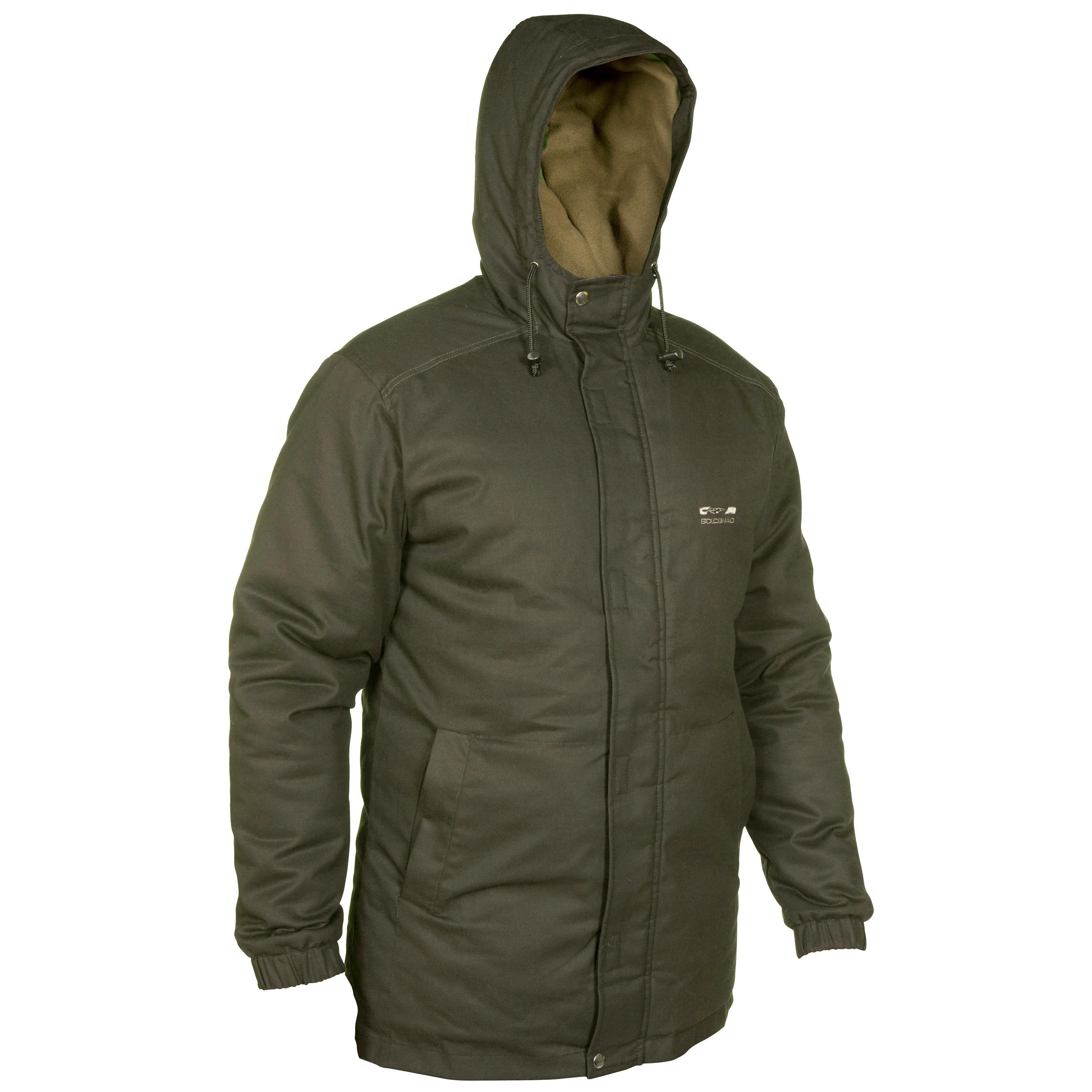 Jachetă PARKA 100 Vânătoare