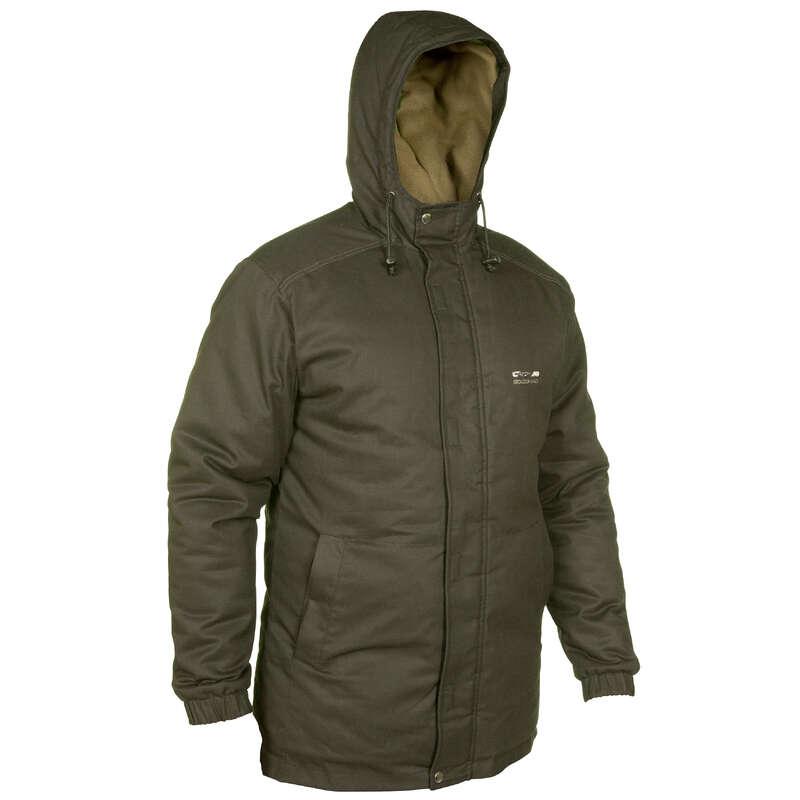 Одежда на морозную погоду Охота - Парка 100 SOLOGNAC - Охота