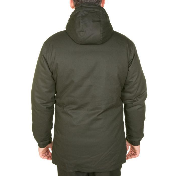 狩獵連帽外套100-綠色