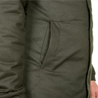 HUNTING PARKA 100 - GREEN