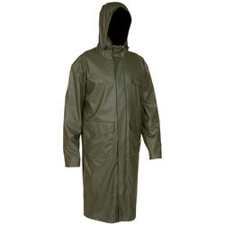 Lange driekwartjas Glenarm 300 voor de jacht groen - 283555