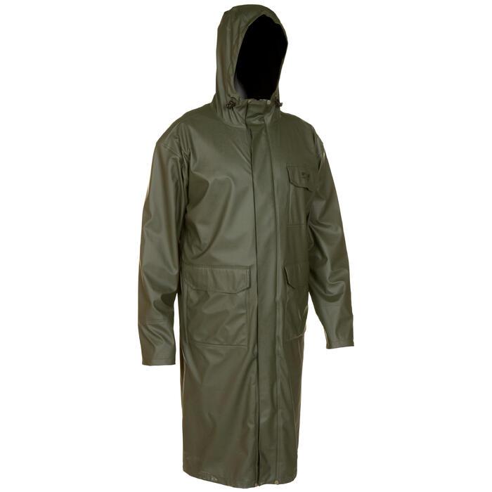 Manteau long de chasse Glenarm 300 vert - 283555