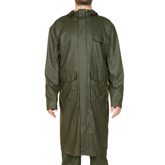 Manteau long de chasse Glenarm 300 vert - 283557