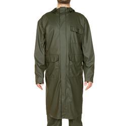 Regenjacke / Regenmantel GLENARM 300 lang grün