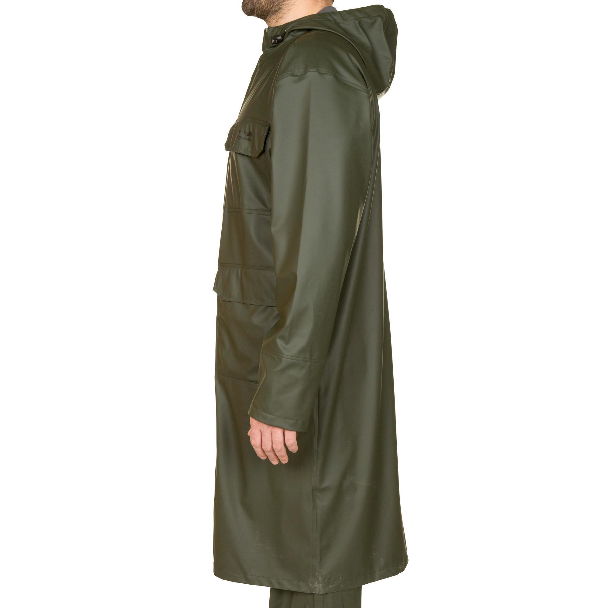 Manteau long femme decathlon