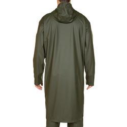Lange driekwartjas Glenarm 300 voor de jacht groen - 283563
