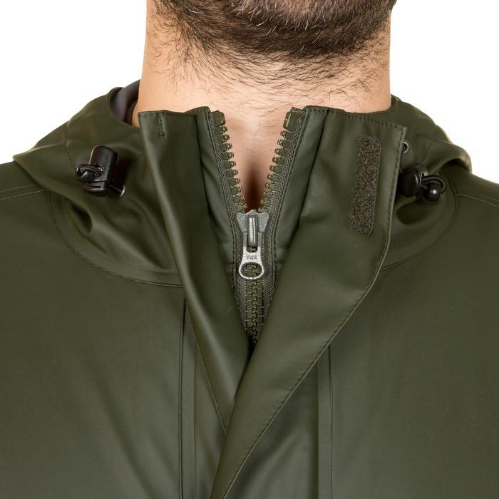 Manteau long de chasse Glenarm 300 vert - 283567