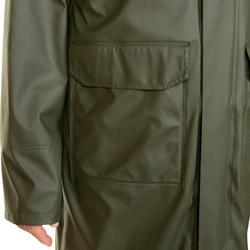 Lange driekwartjas Glenarm 300 voor de jacht groen - 283568