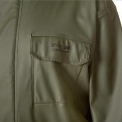 Lange driekwartjas Glenarm 300 voor de jacht groen - 283570