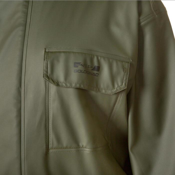 Manteau long de chasse Glenarm 300 vert - 283570