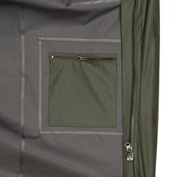 Lange driekwartjas Glenarm 300 voor de jacht groen - 283571