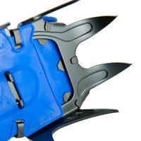 12-point mountaineering crampons - Makalu Hybrid